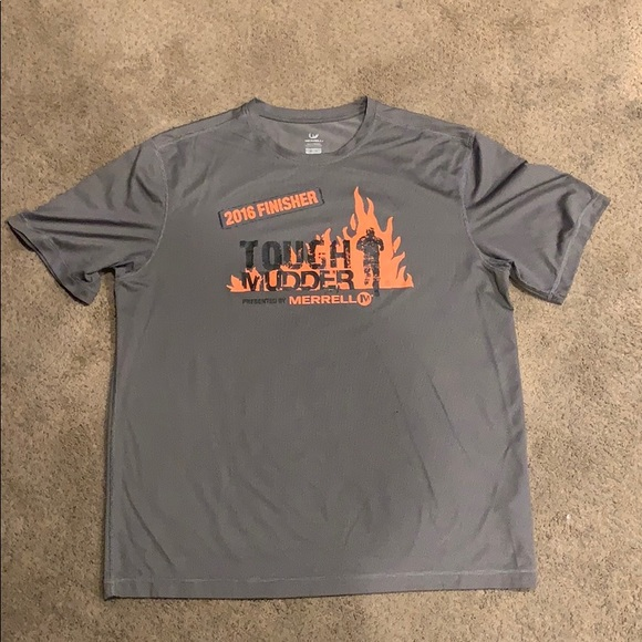 Merrell Other - 5/$25 Men's 2016 Tough Mudder finisher shirt